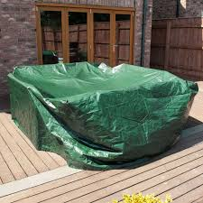 Patio Furniture Waterproof Covers - savisto large rectangular all weather patio furniture cover