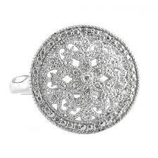 silver diamond rings sterling silver diamond rings original designs jewelry