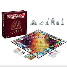 Monopoly Map Queen Are Getting Their Own Monopoly Game