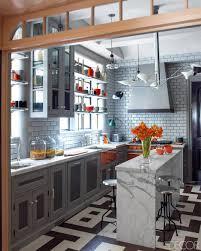 Orange Kitchens by Orange Kitchen Accents Home Design Ideas