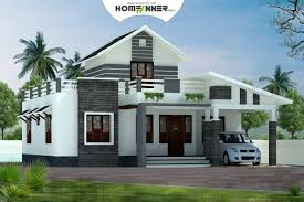Low Cost Modern House Plans In Kerala Homes Zone