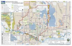 Estes Park Colorado Map Recreation Trails City Of Loveland