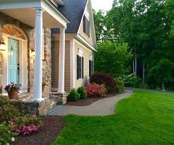 House Landscaping 518 Best Gardens Images On Pinterest Beautiful Homes Farmhouse