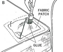 How To Sew Car Upholstery How To Repair Torn Upholstery Diy New England Today