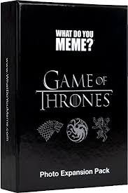 What Do You Meme - com what do you meme game of thrones expansion pack toys