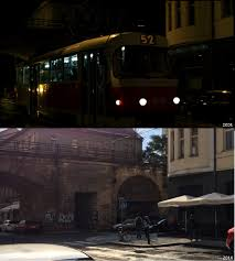 the cinescapader visiting filming locations of