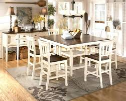 extraordinary cheap white dining room sets in table and chairs