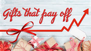 how to give gifts that truly pay for friends and family