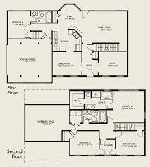2 story house blueprints house plans 2 story home deco plans