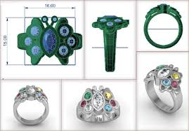 design a mothers ring custom jewelry design services sioux city ia omaha ne sioux falls