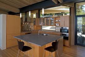 kitchen island breakfast table kitchen island breakfast table whidbey island cabin with