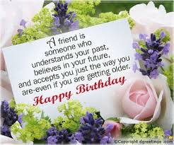 best friend birthday card messages images