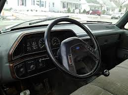 Ford F150 Truck Interior - 1991 ford f150 xlt lariat this truck is a regular cab with a 8