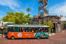 Hop On Hop Off Chicago Map by Old Town Trolley Tour Key West Discount Tickets
