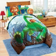 universal jurassic world 6 piece bed in a bag twin bedding set