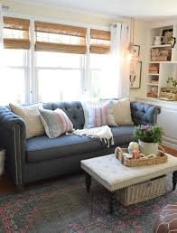 Fall Living Room Ideas by Eclectic Fall Home Tour Nesting With Grace