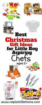 gift ideas for chefs best gift ideas for aspiring little boy chefs