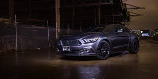 16 Ford Mustang Gt Recalled For Fire Risk