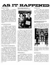 classic art skating skate magazine 1971