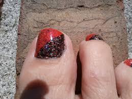the 25 best black pedicure ideas on pinterest black nail