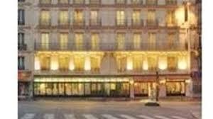 Comfort Hotel Paris La Fayette Hotel Opera Lafayette 3 Star Hotel In Paris île De France