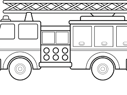 download fire station coloring pages ziho coloring