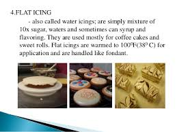 what are the different types of icing 28 images different