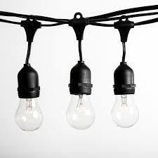 hometownevolutioninc 50 light globe string lights reviews wayfair