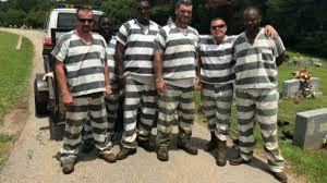 sheriff cuts sentences of georgia inmates after they saved