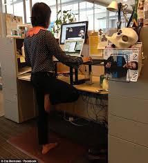 high standing desk chair american hwy