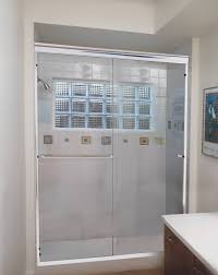Leaking Frameless Shower Door by Atlanta Semi Frameless Shower Doors Patial Framed Superior