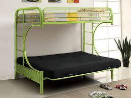 desks metal bed with desk underneath queen loft bed with desk