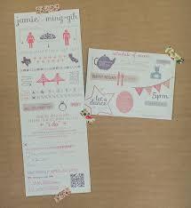 wedding invite process jay u0027s cup