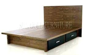 Wooden Beds Frames Modern Wooden Bed Frames Rabotanadomu Me