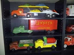 Chocolate Delivery Lincoln Toys Lowney U0027s Chocolate Delivery Truck Collectors Weekly