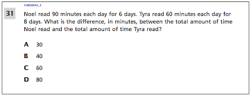 difficult questions on new york state math test for third grade