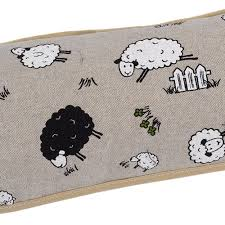 sheep home decor draught excluder sheep door window sausage traditional draft guard