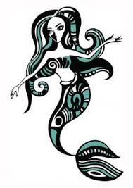mermaid tattoos lovetoknow