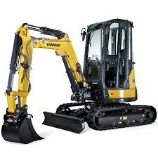 2 to 5 t excavators yanmar construction equipment europe