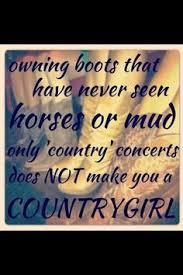 Fake Country Girl Meme - country girls be like