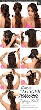 4 lazy u0027s easy hairstyles how to cute braids messy buns