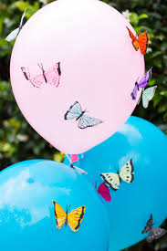 butterfly balloons the prettiest diy butterfly balloons design improvised