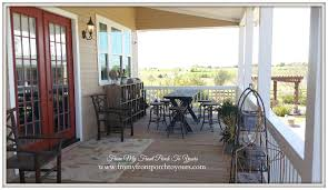 from my front porch to yours farmhouse model home tour part 2