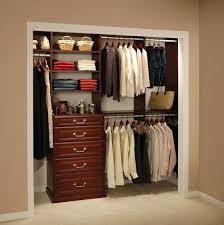 small closet design chic built closet design best small bedroom