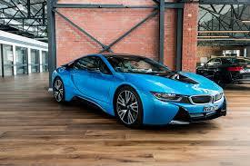 Bmw I8 Blue - 2015 bmw i8 richmonds classic and prestige cars storage and