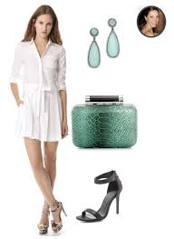 accessories wear black white dress all pictures top