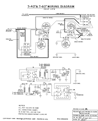 wiring diagram schematic for the peavey t 60 and t 40