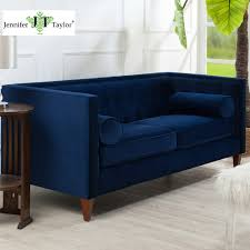 American Living Room Furniture Popular Corner Velvet Sofa Buy Cheap Corner Velvet Sofa Lots From