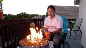 patio flame heater napoleon outdoor patio flame gpfg modern glass gas propane burning
