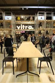 Belleville Table Chair Ronan Erwan Bouroullec Vitra Milan 2015